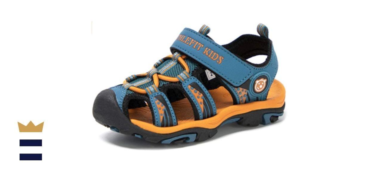 Athlefit Closed Toe Sandals