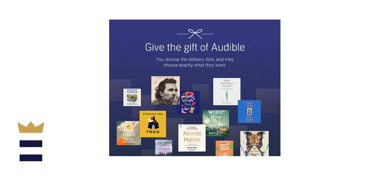Audible Gift Memberships