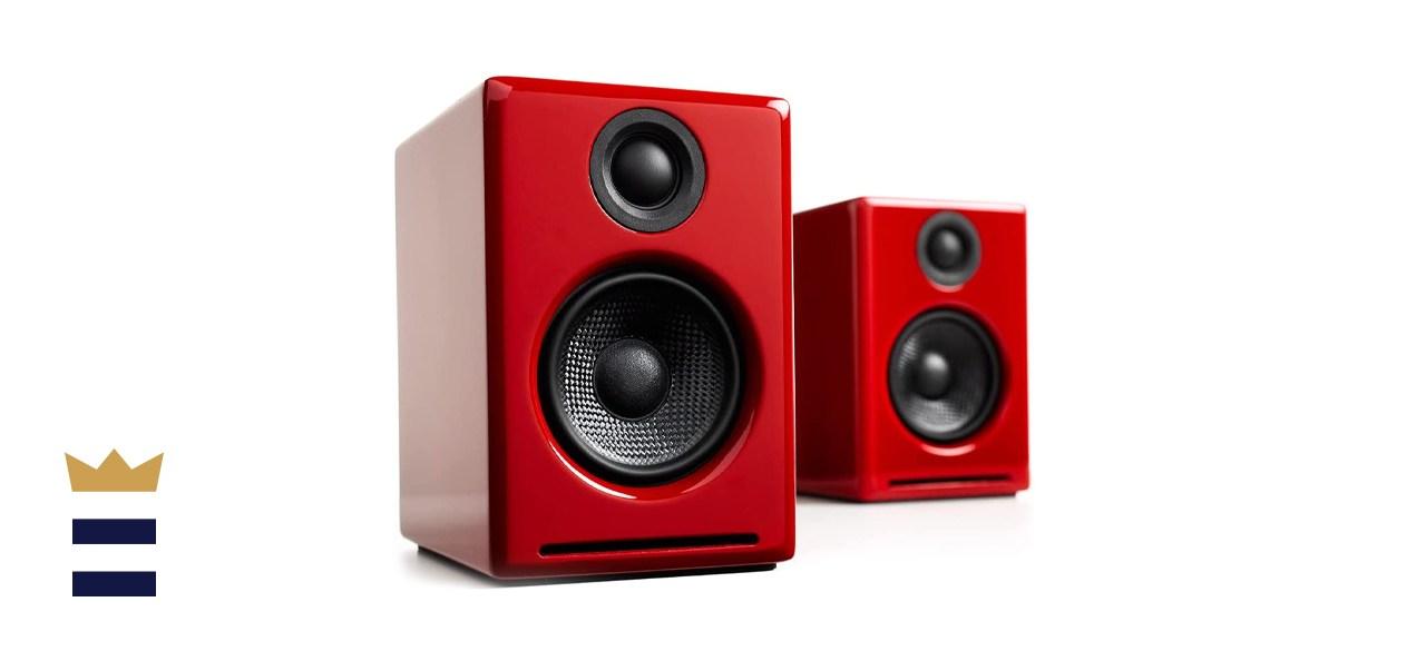 Audioengine A2+ Plus Wireless and Desktop Monitor Speakers