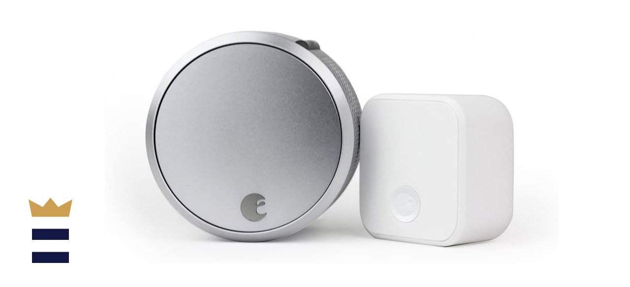 August Smart Lock Pro Connect