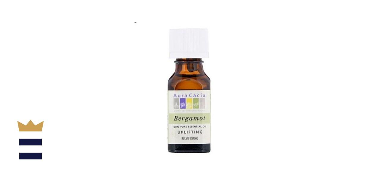 Aura Cacia 100% Pure Bergamot Essential Oil