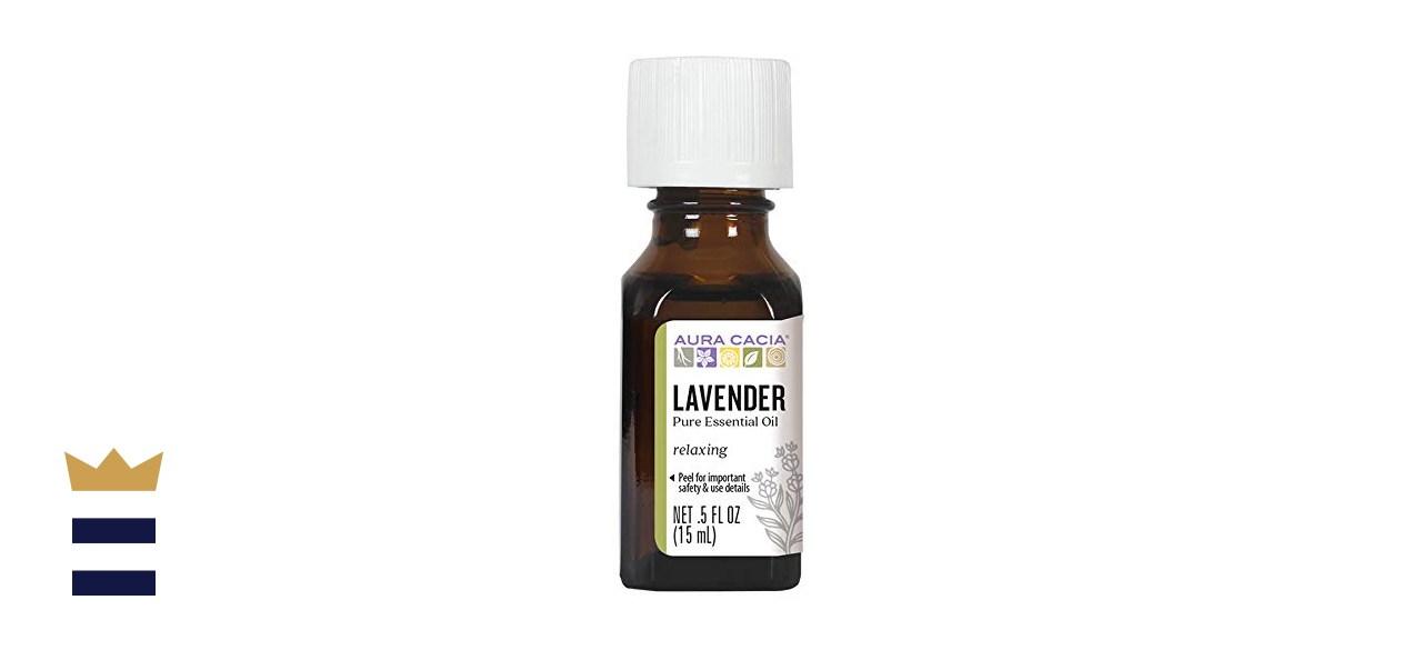 Aura Cacia 100 Percent Pure Lavender Essential Oil