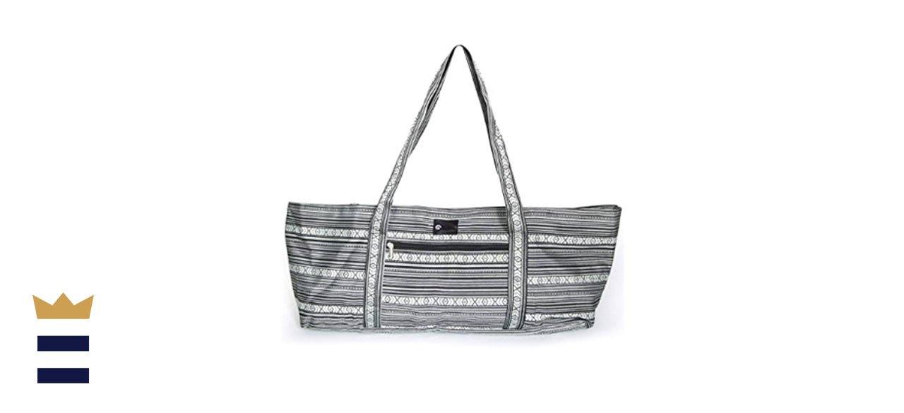 Aurorae's Yoga Mat Tote Bag