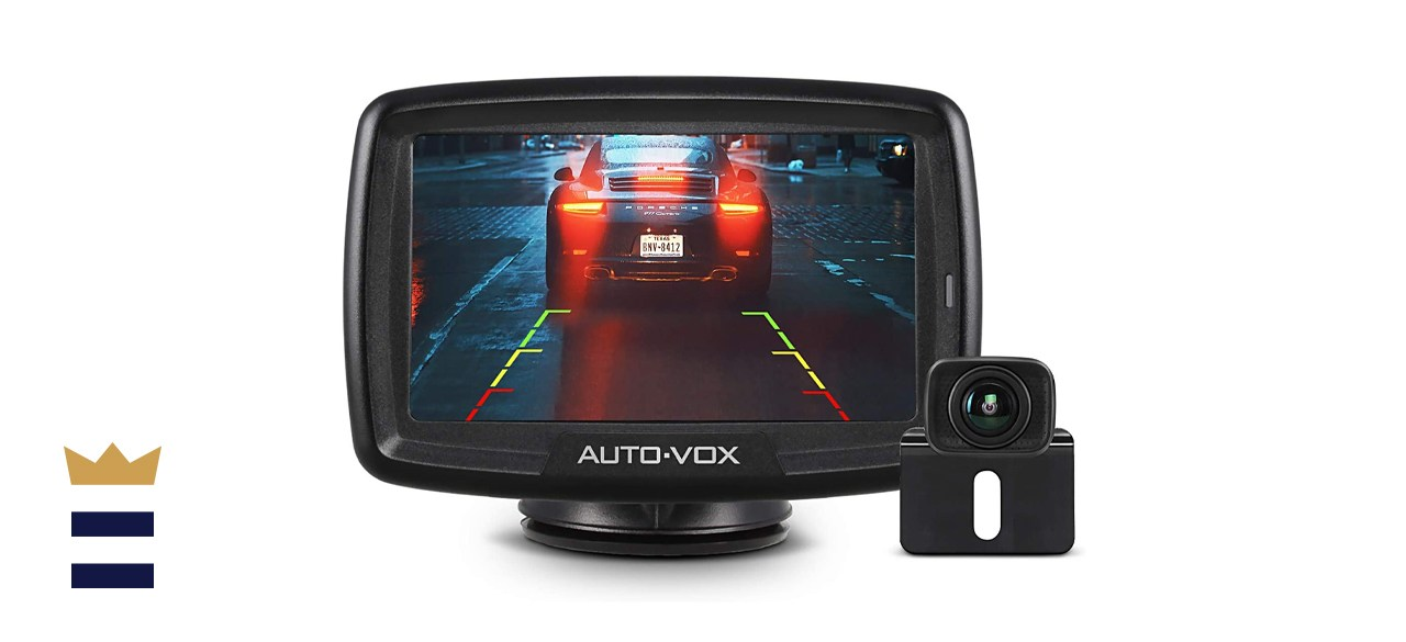 AUTO-VOX CS-2 Wireless Backup Camera Kit