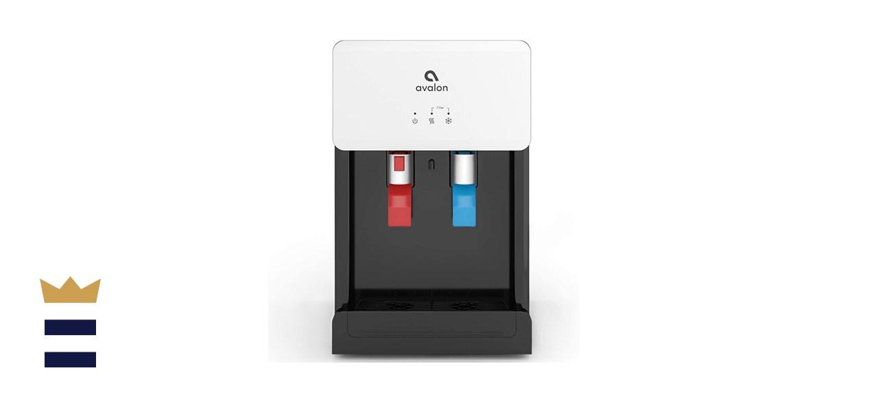 Avalon White Countertop Bottleless Electric Water Cooler