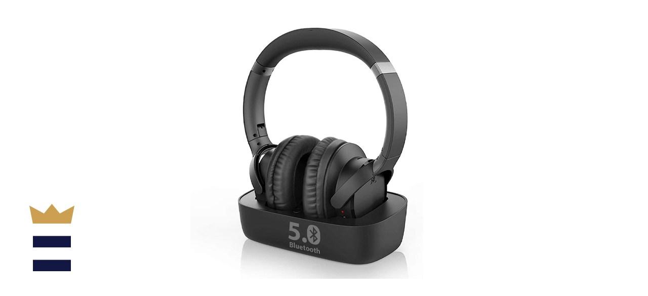 Avantree Ensemble Wireless Headphones for TV
