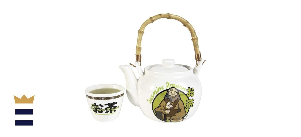 Avatar: The Last Airbender The Jasmine Dragon Tea Set