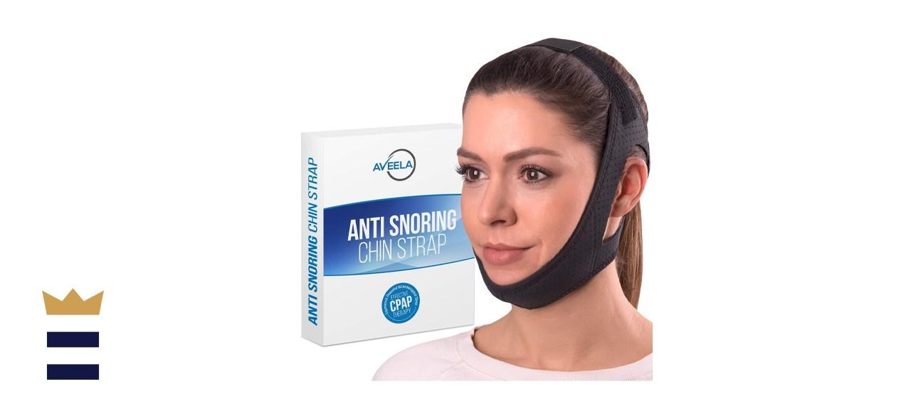 Aveela Premium Anti Snoring Chin Strap