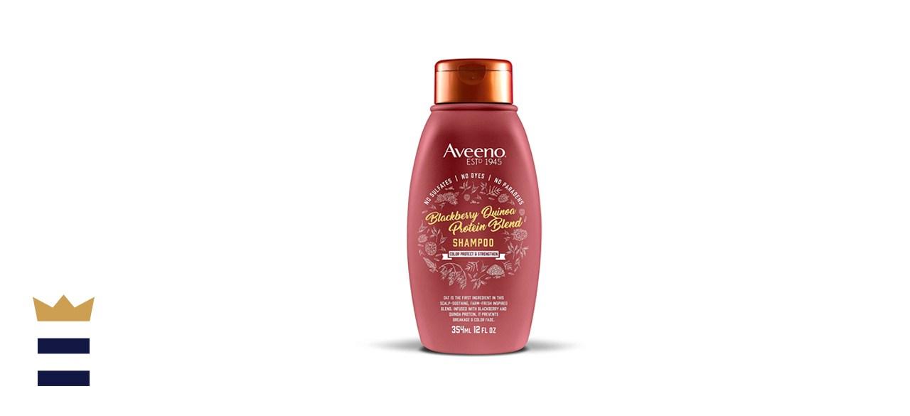 Aveeno Blackberry Quinoa Protein Shampoo