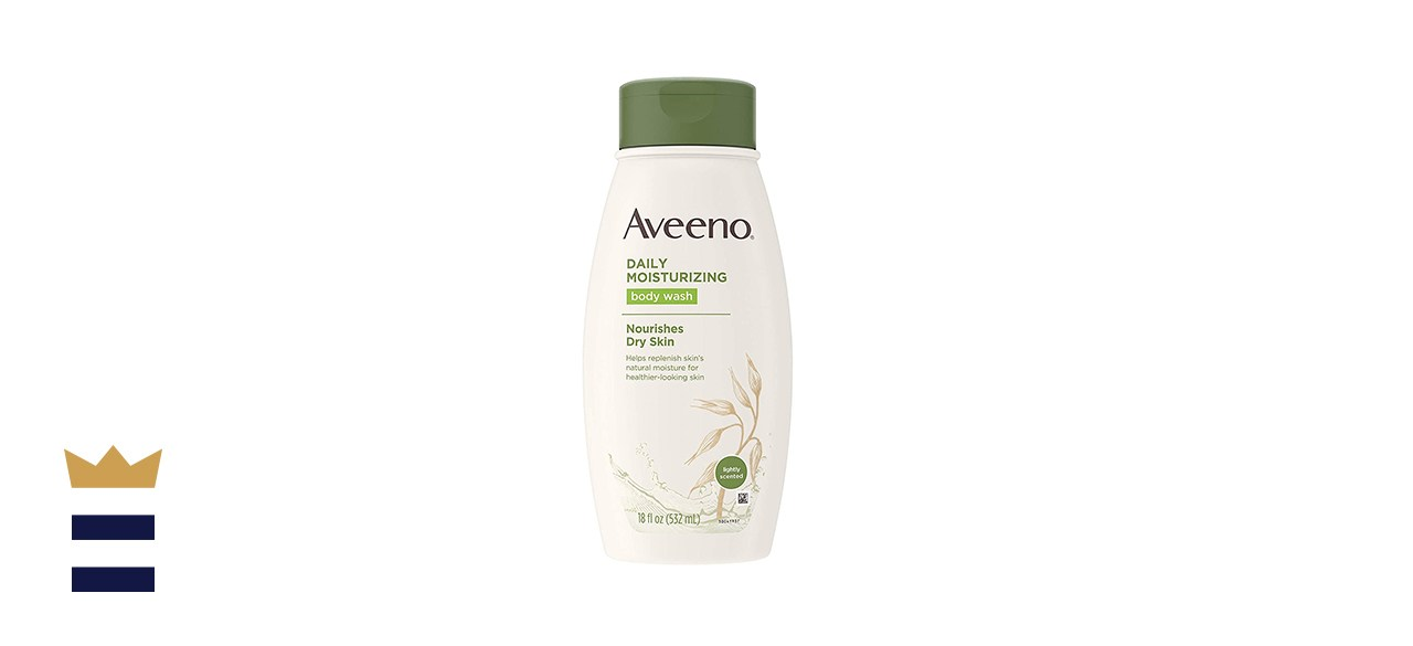 Aveeno Daily Moisturizing Body Wash for Dry Skin