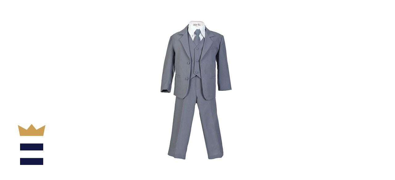 Avery Hill Formal Five-Piece Suit Set