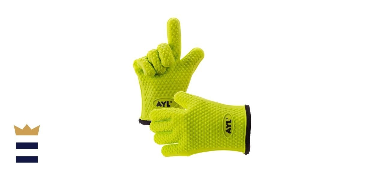 AYL's Silicone Cooking Gloves