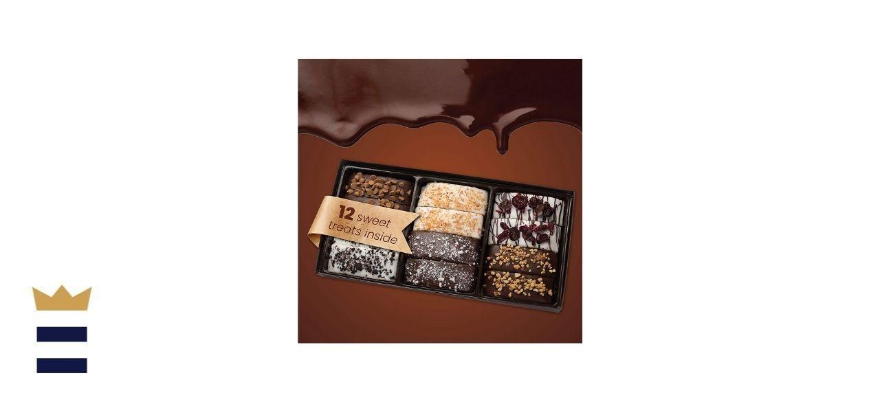 Barnett's Fine Biscotti Store Gourmet Chocolate Biscotti Gift Basket