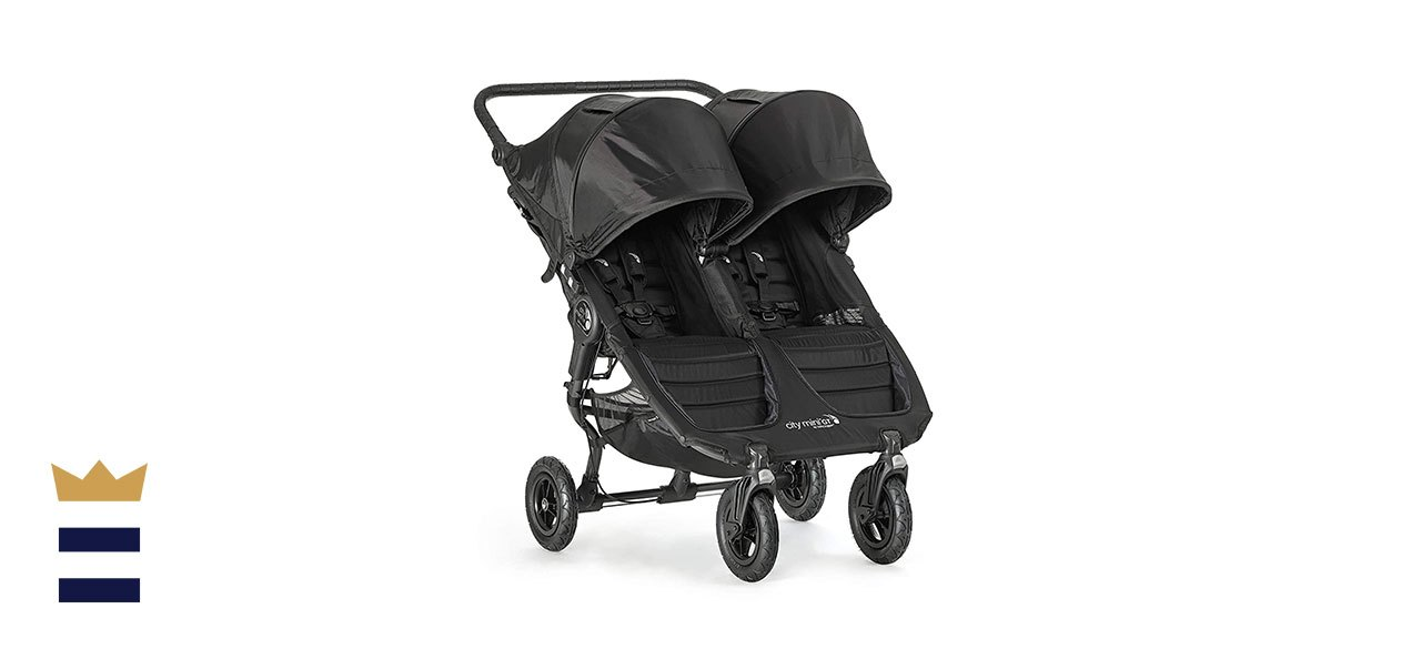 Baby Jogger's City Mini GT Double Stroller