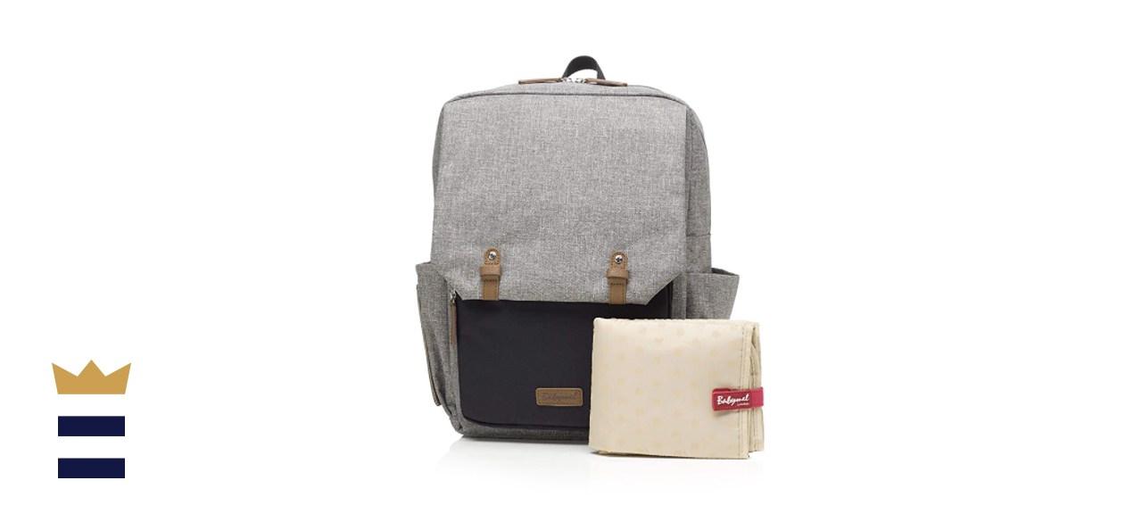 Babymel George Backpack Diaper Bag