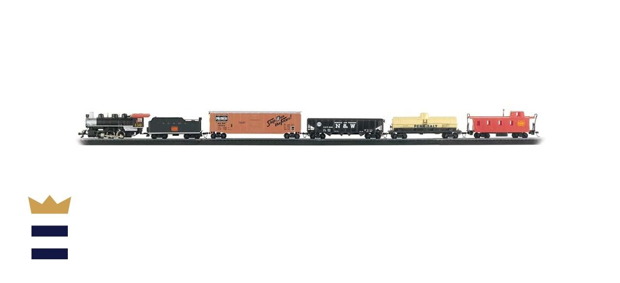 Bachmann Trains Chattanooga 155-Piece Electric Train Set