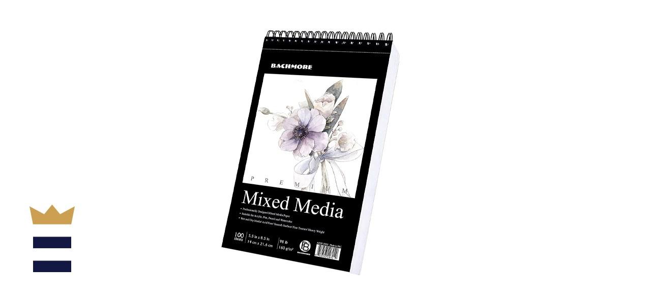 Bachmore Premium Mixed Media Pad