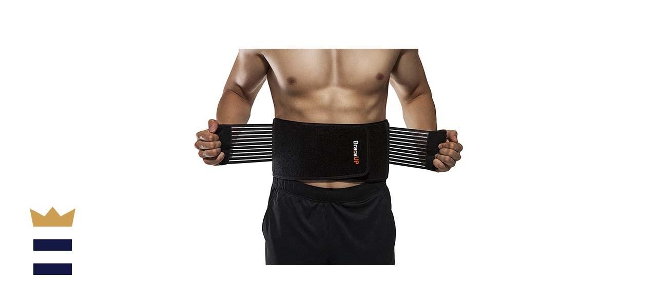 Back Support Belt by BraceUp
