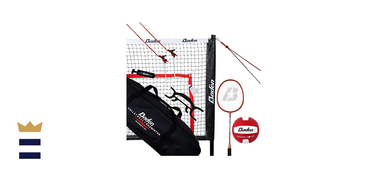 Baden Champions Volleyball Combo Set