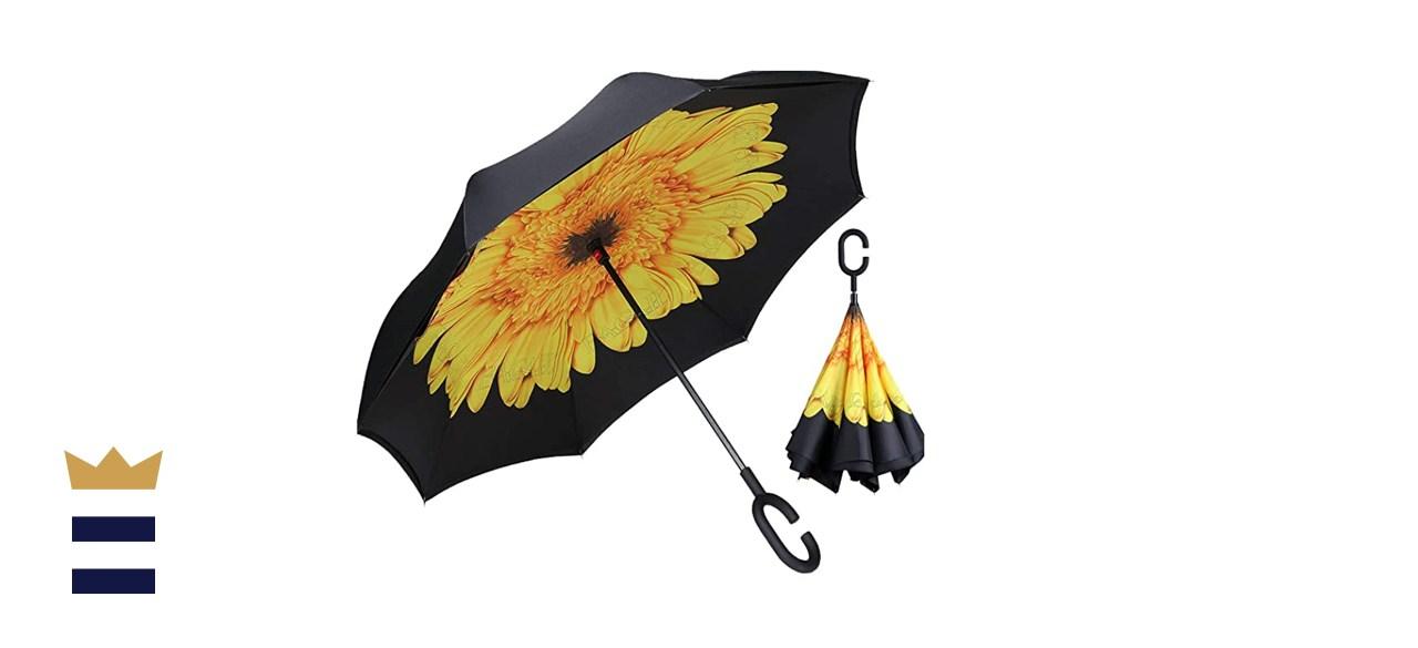 BAGAIL Reverse-Folding Umbrellas