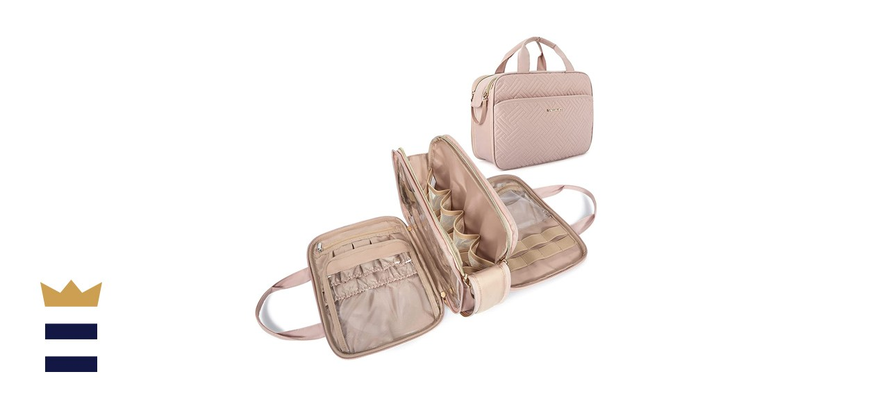 Bagsmart Travel Toiletry and Cosmetics Bag