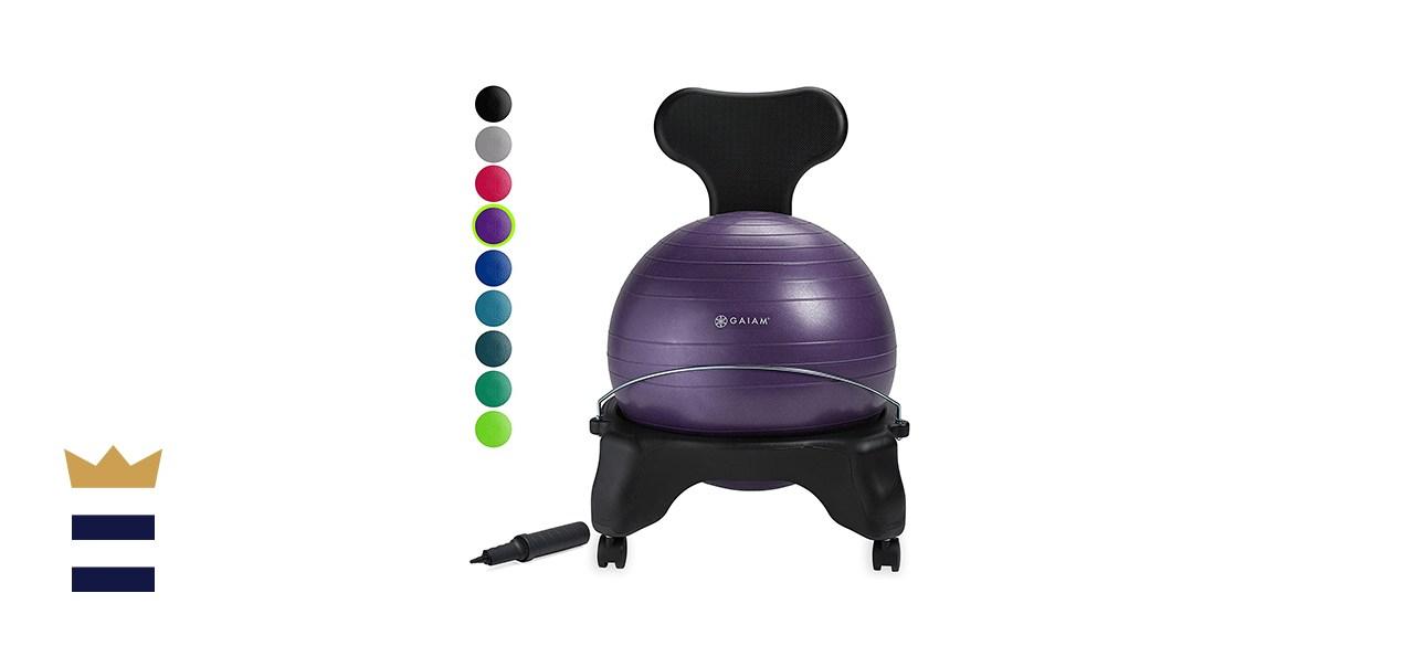 Gaiam Classic Balance Ball Chai