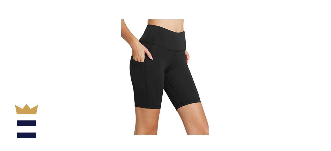 BALEAF High Waist Compression Shorts