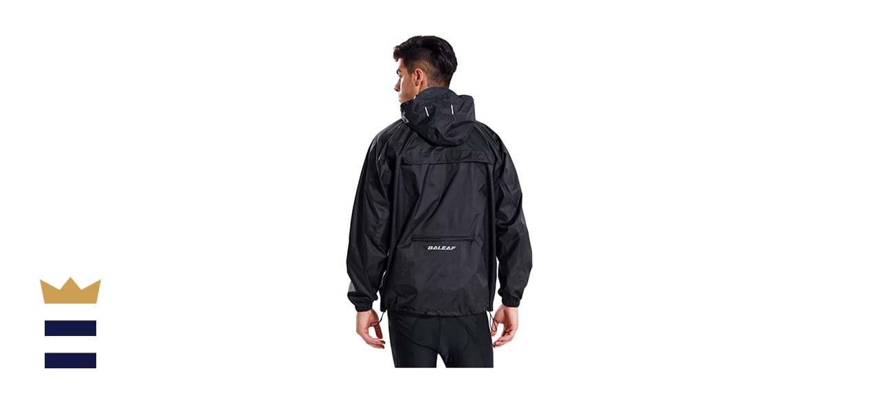 BALEAF Packable Outdoor Rain Jacket