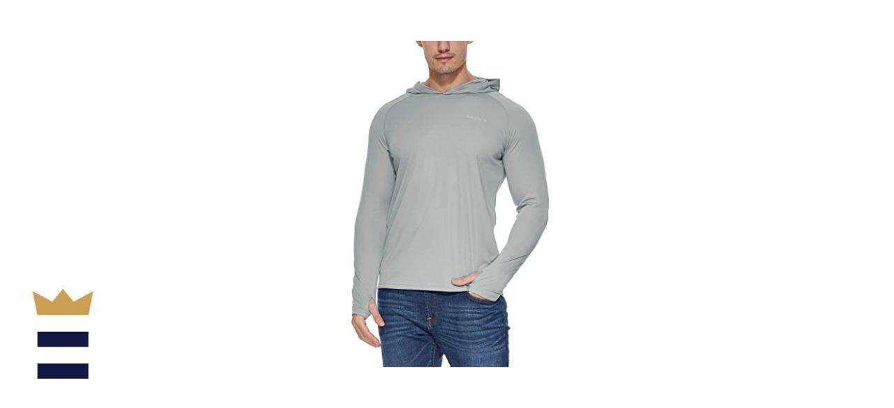 Baleaf's Men's Sun Protection Shirt