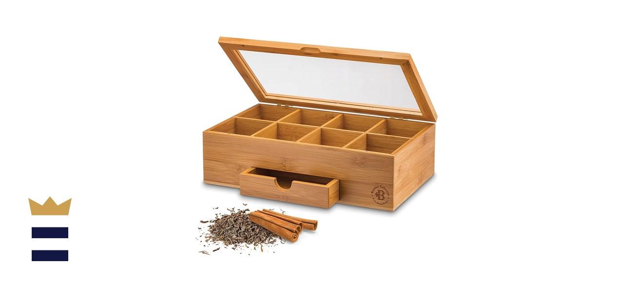 Bambusi Premium Bamboo Tea Box