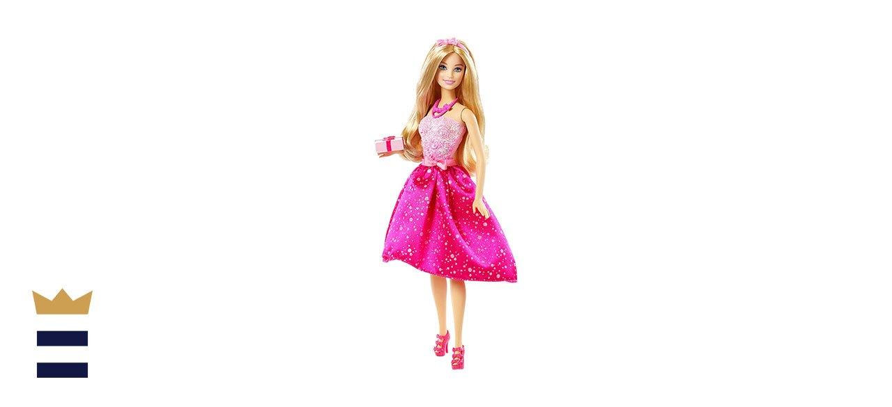 Barbie Happy Birthday Doll