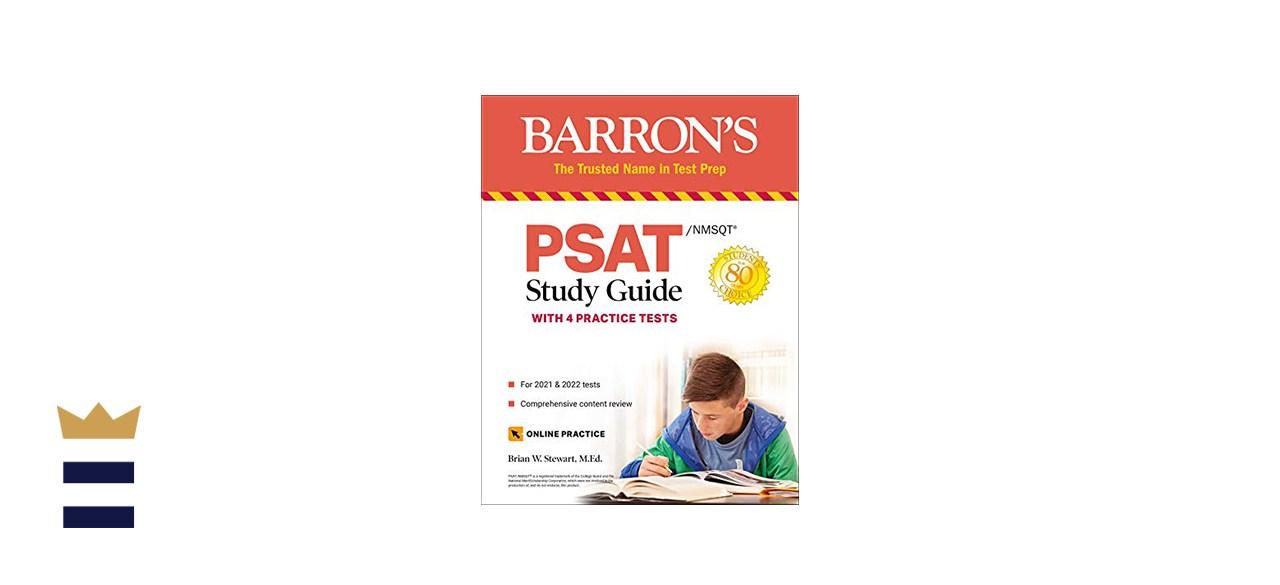 Barron's Test Prep PSAT/NMSQT Study Guide