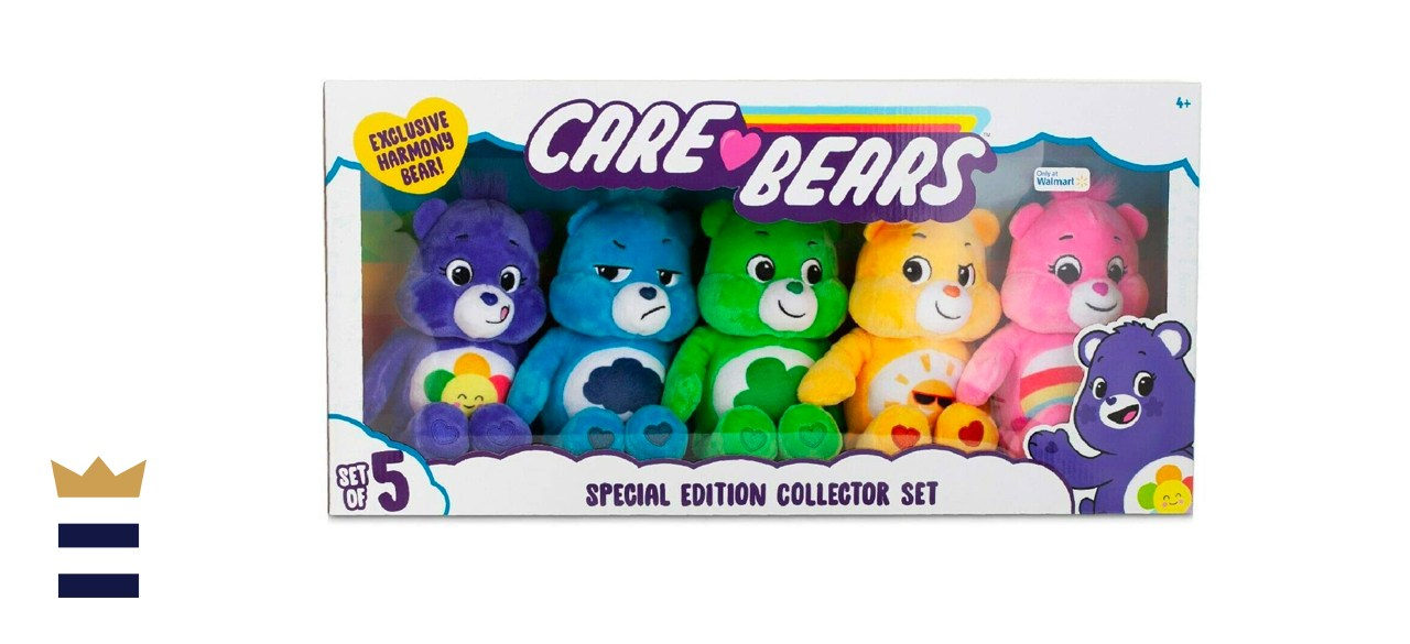 Basic Fun Care Bears Special Edition Collector Set