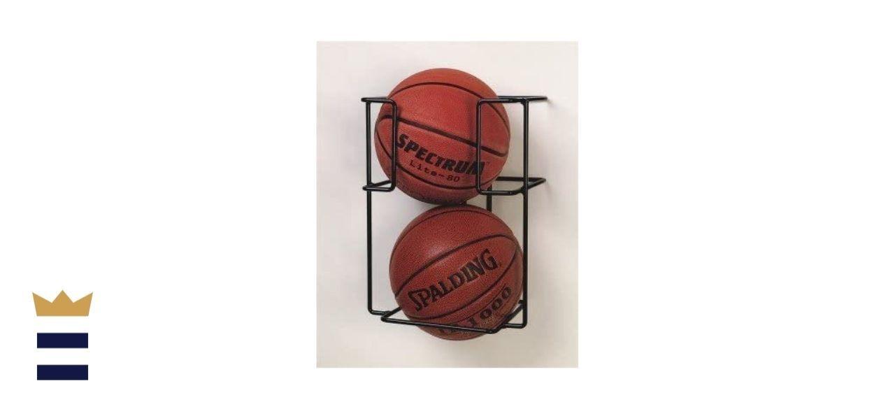 Basketball Butler storage rack