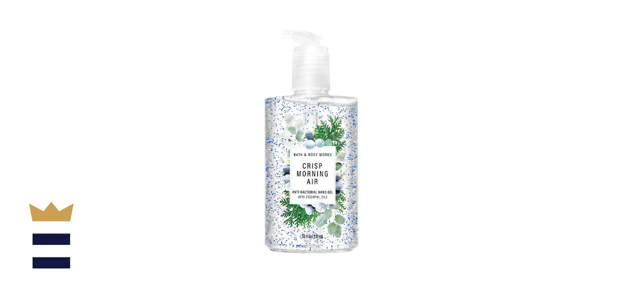 Bath Body Works Crisp Morning Air Full-Size Hand Sanitizer