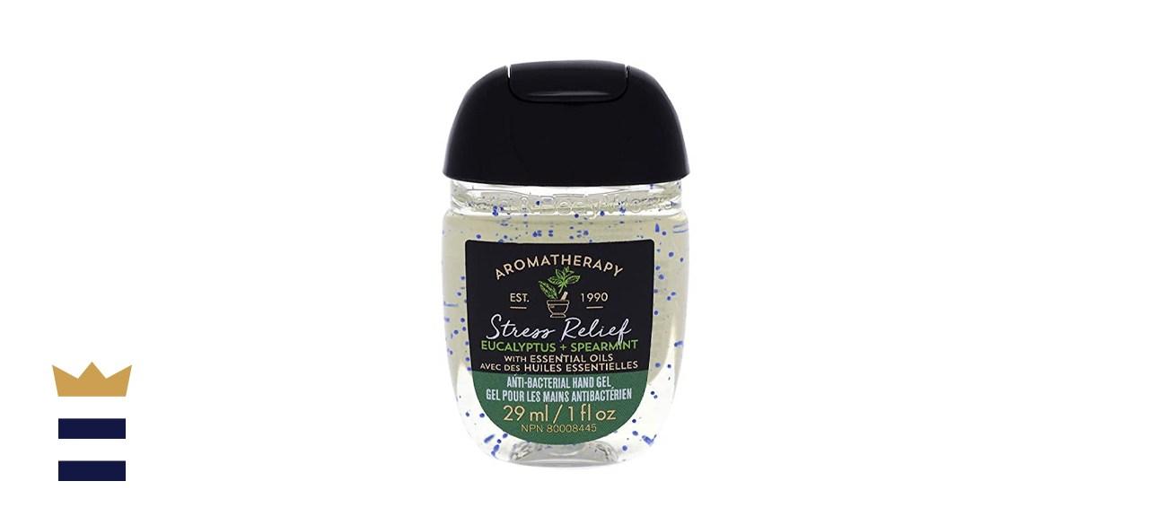 Bath Body Works Spearmint Eucalyptus PocketBac hand sanitizer