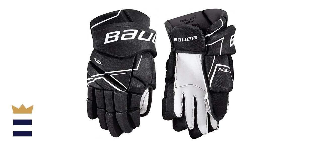 Bauer S18 Senior Hockey Gloves