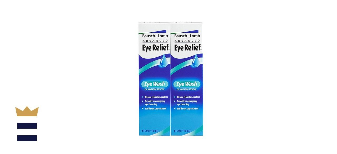 Bausch & Lomb Advanced Eye Relief Eye Wash