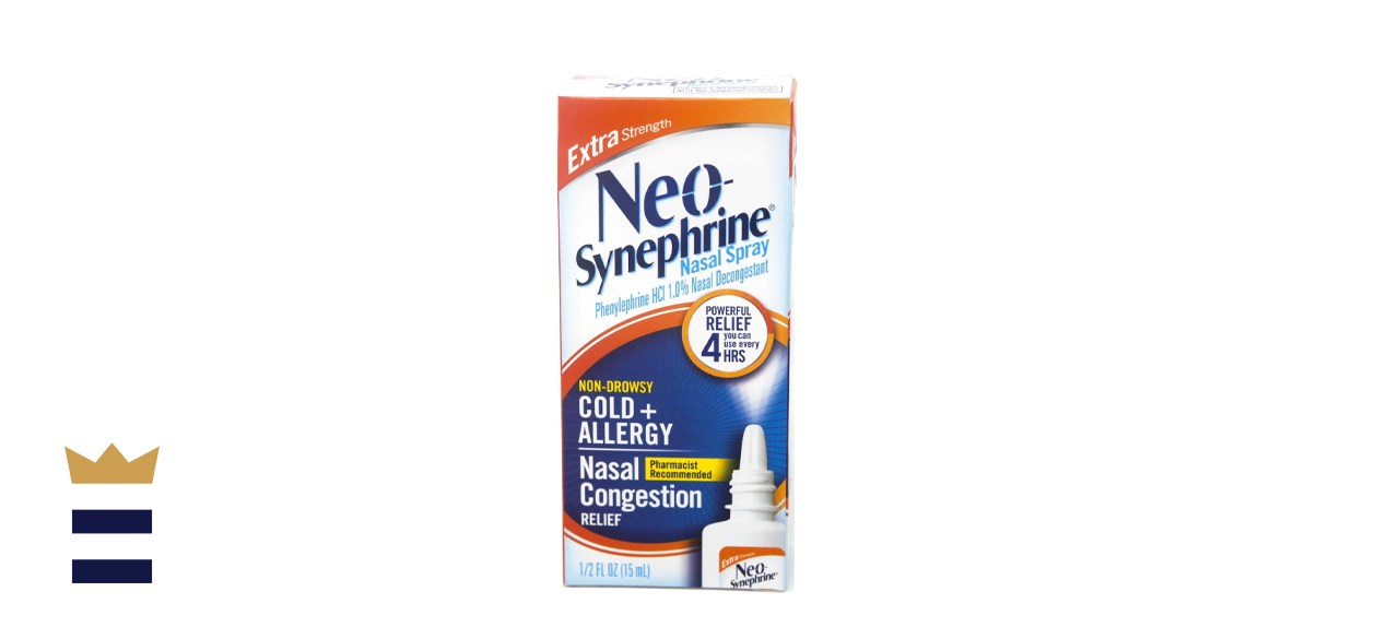 Bayer Neo-Synephrine Nasal Spray