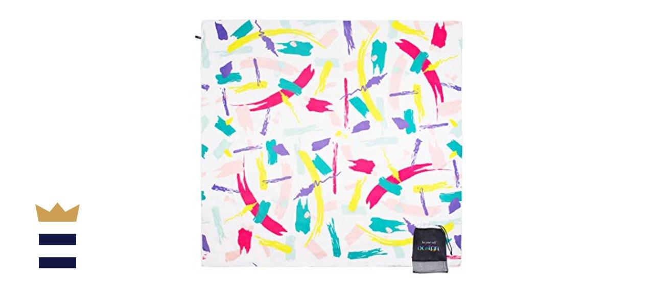 Bdsign Oversized Microfiber Beach Towel