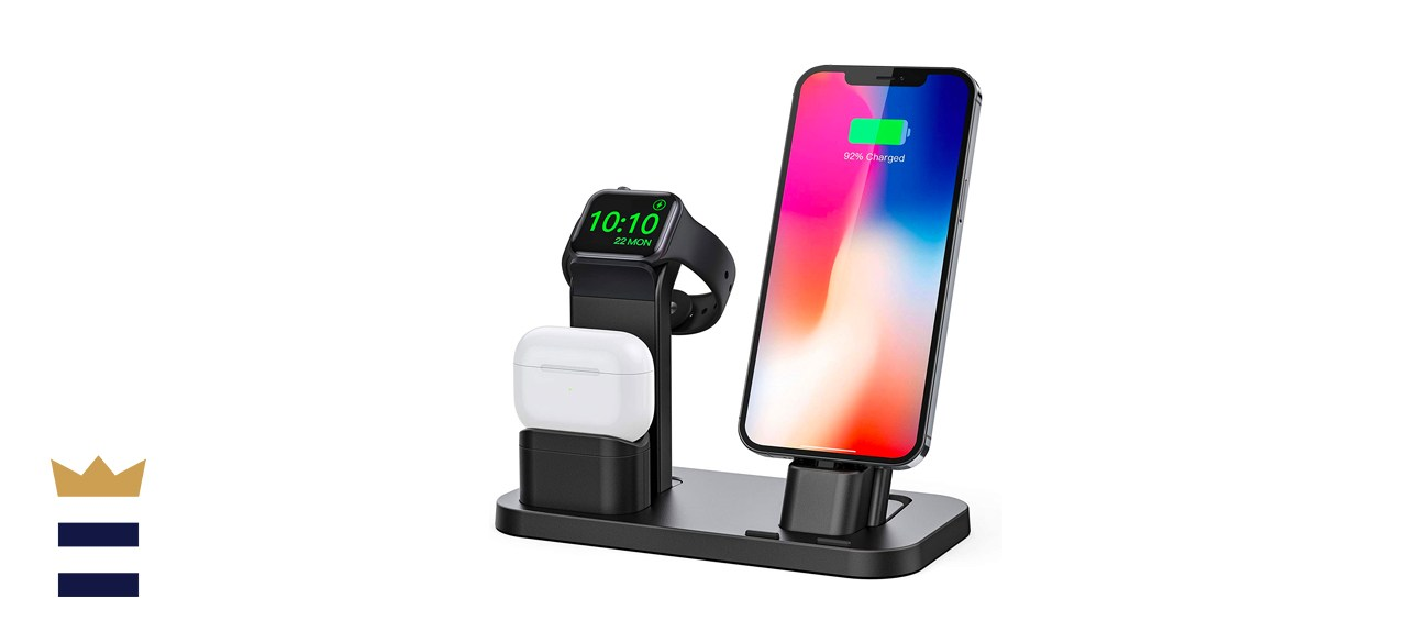 Beacoo iPhone/Apple Watch/Airpods Charging Dock