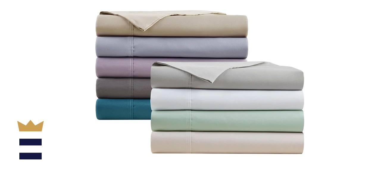 Beautyrest 600 Thread Count Cooling Cotton Bed Sheet Set