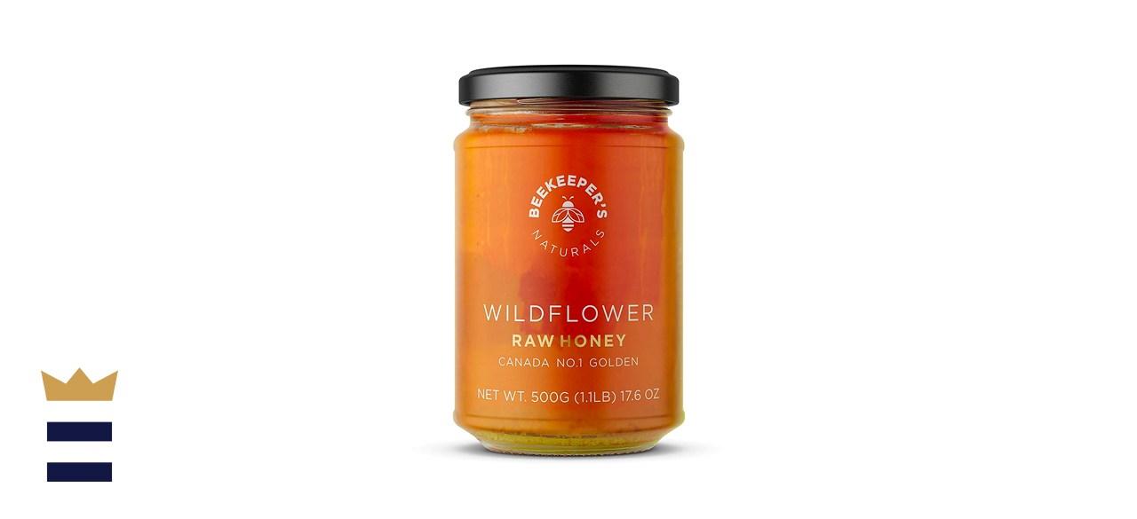Beekeeper's Naturals Wildflower Honey