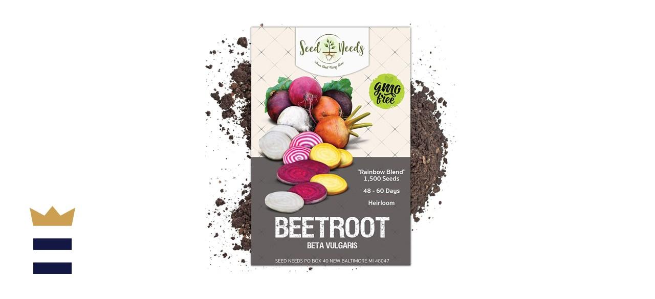 Seed Needs, Rainbow Beet Mixture