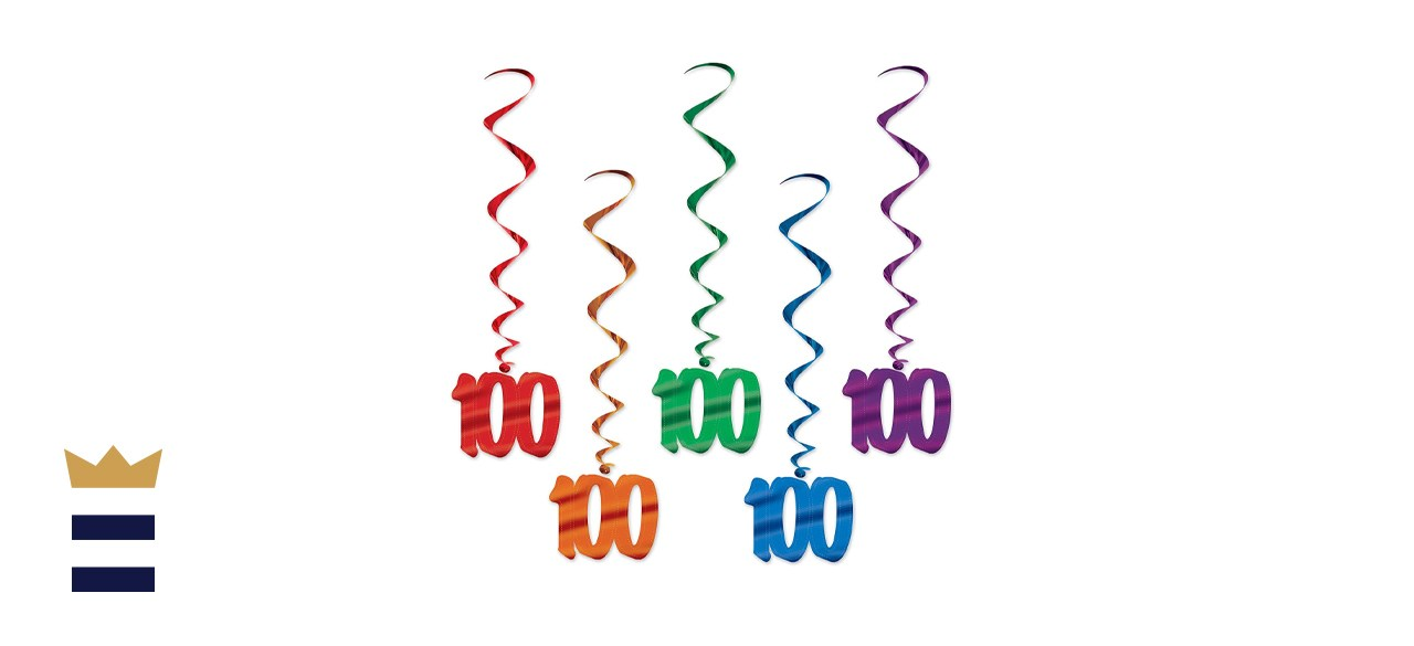 Beistle Party Supplies, 100, Assorted