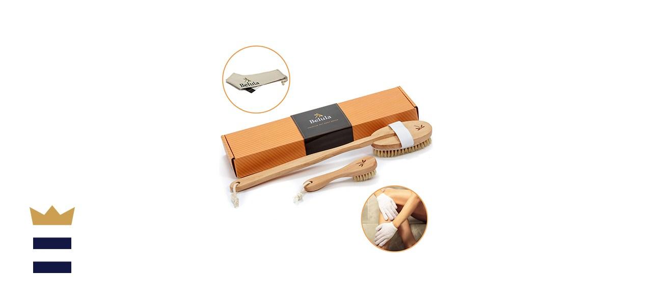 Belula Premium Dry Body Brush