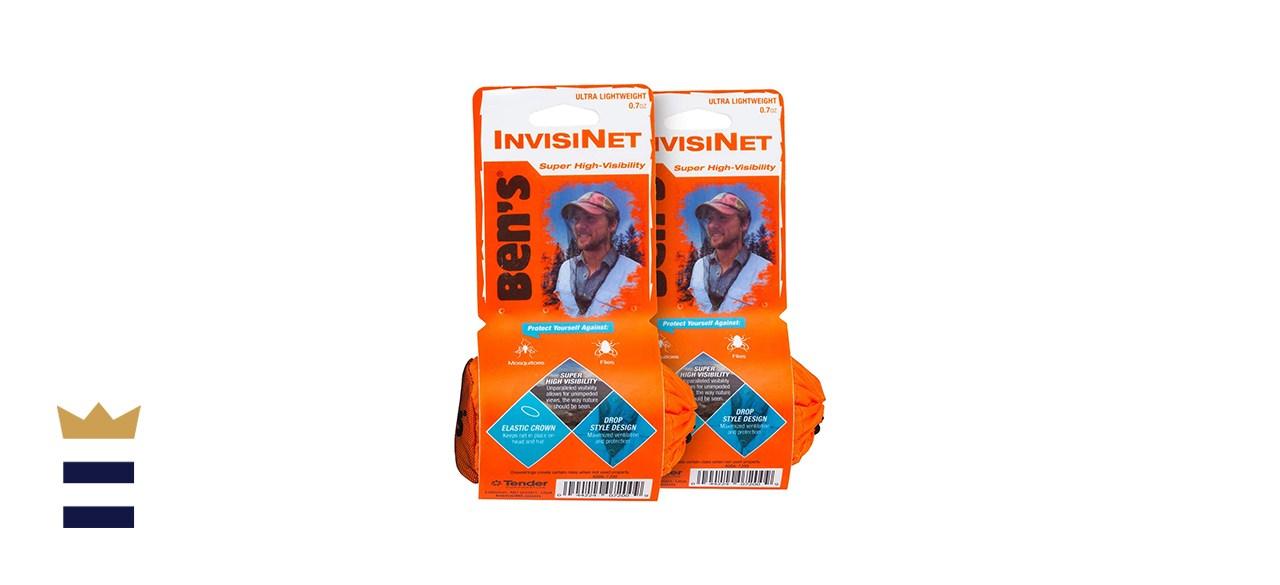 Ben's InvisiNet Bug Repellent Head Net