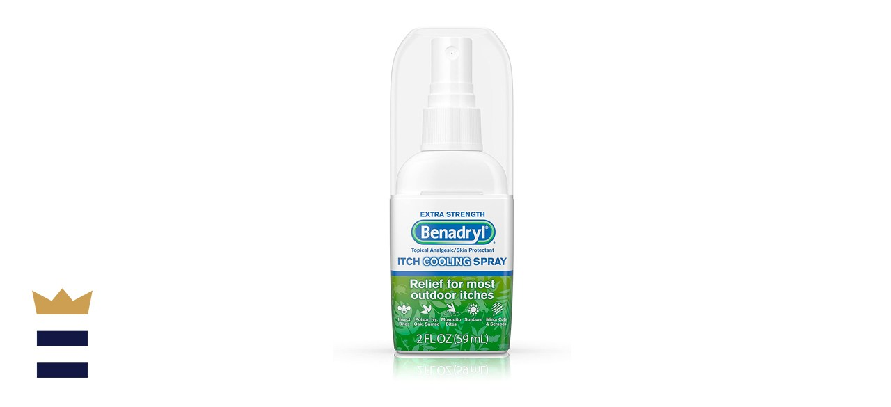 Benadryl Extra-Strength Anti-Itch Cooling Spray