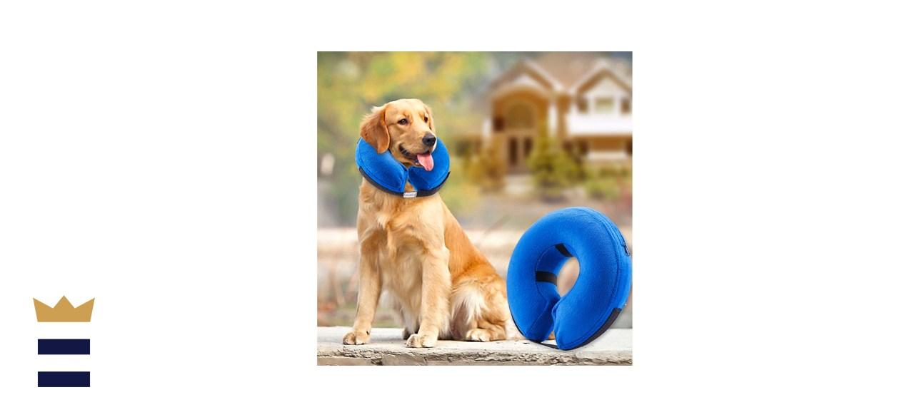 BENCMATE Protective Inflatable Collar