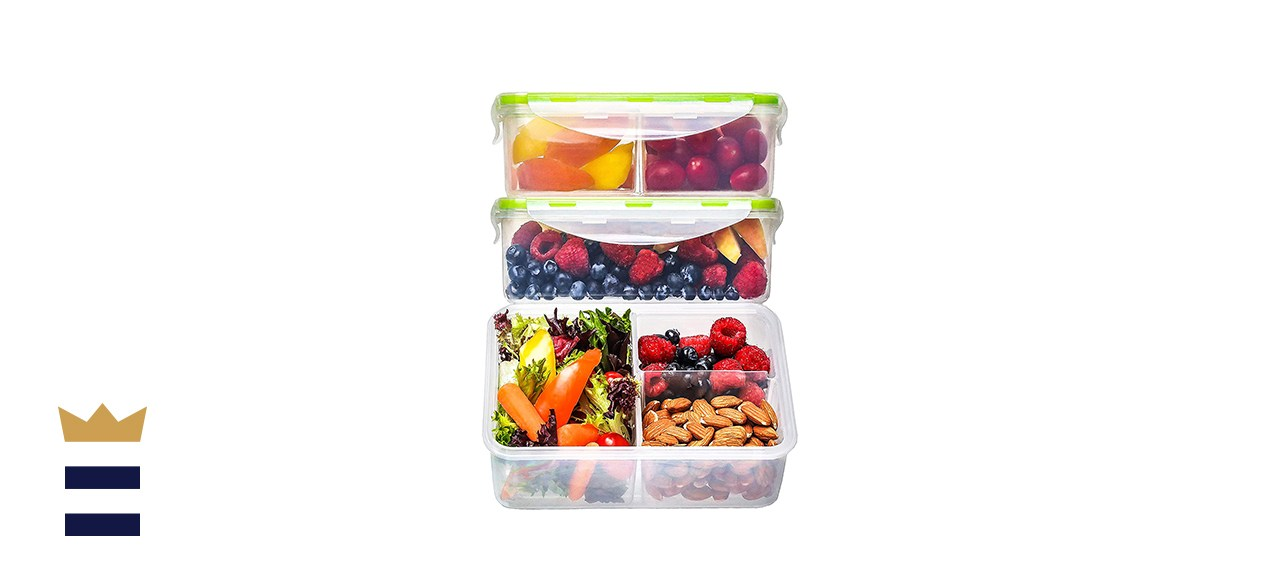 Bento Box Lunch Containers